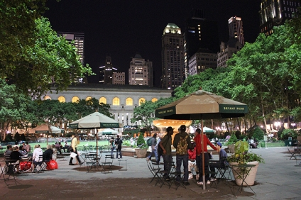 bryant-park-at-night